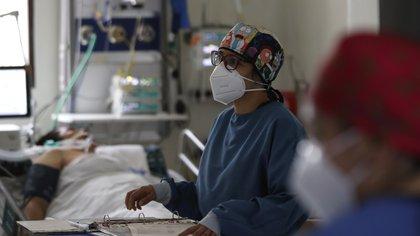 Colombia a punto del colapso hospitalario
