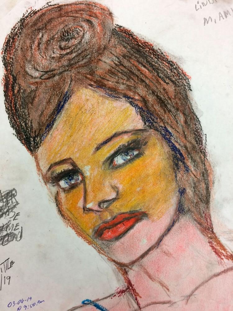 Linda, 22 años, asesinada en 1971 en Miami, Florida (FBI)