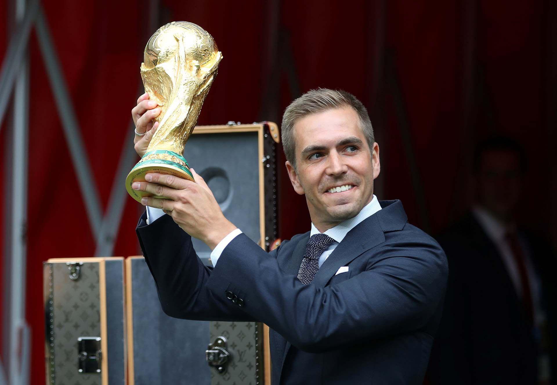 El alemán se consagró campeón del mundo al vencer a Argentina en la final del 2014 (Reuters)