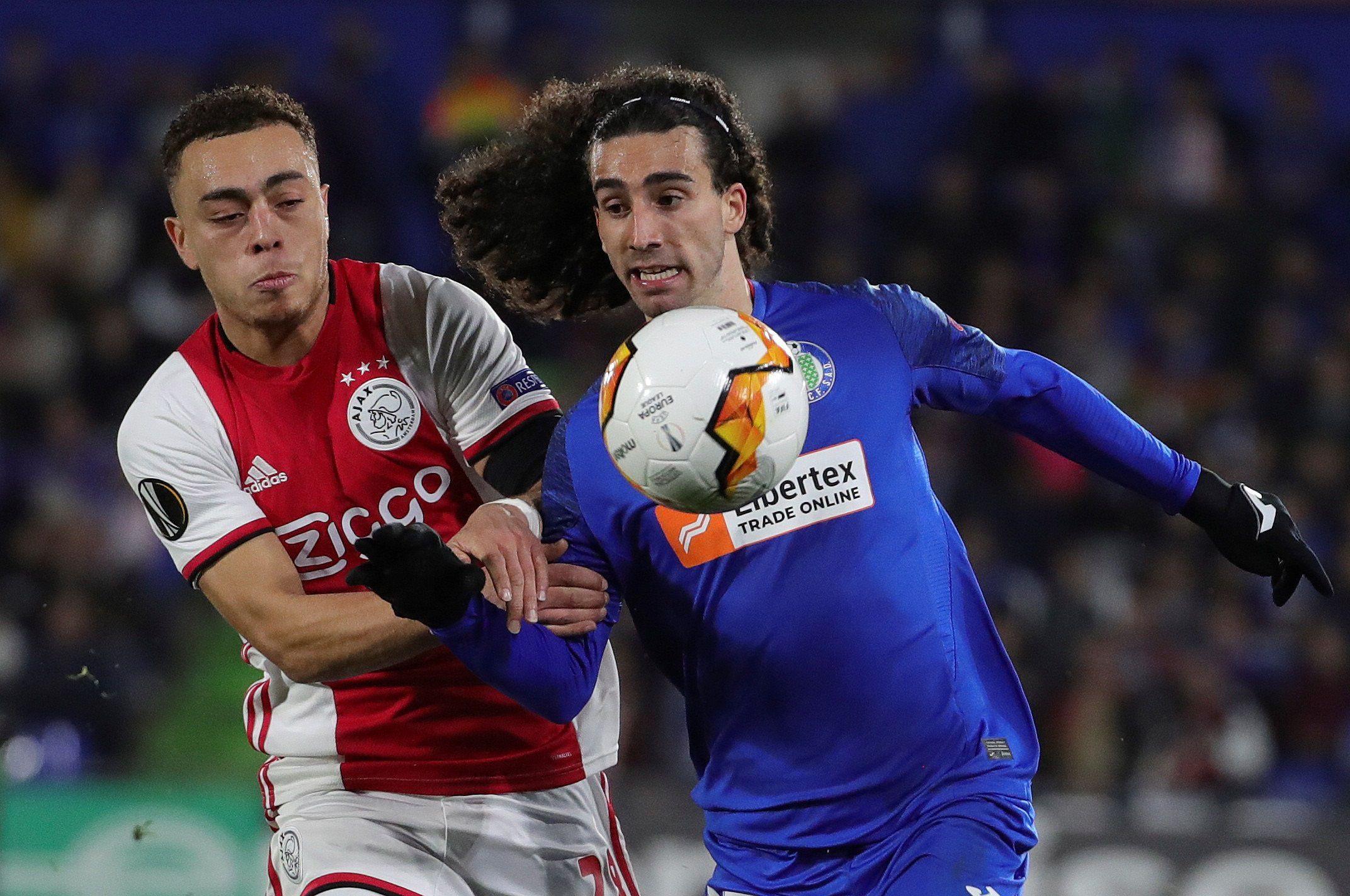 Sergiño Dest quiere marcharse del Ajax y tiene ofertas del Bayern Múnich y del Barcelona (EFE)