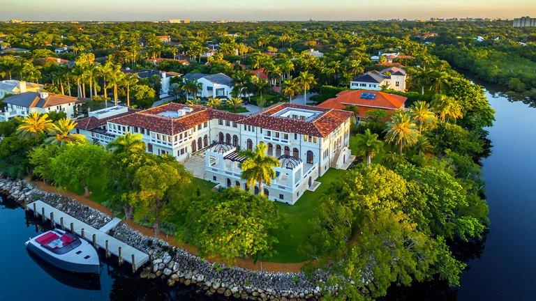 Así es la impresionante mansión que Marc Anthony puso a la venta por USD 27 millones