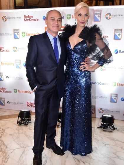 Alejandro Raineri e Ingrid Grudke
