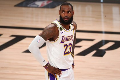 LeBron James, uno de los mejores jugadores de la historia de la NBA (USA TODAY Sports)