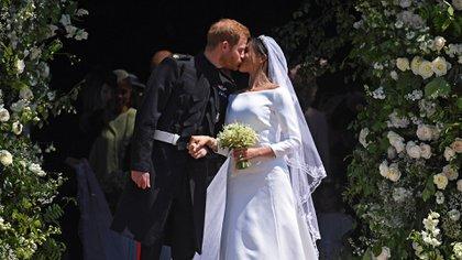 Este atraco cibernético fue revelado en el libro Finding Freedom: Harry and Meghan and the Making of a Modern Royal Family (Foto: EFE)