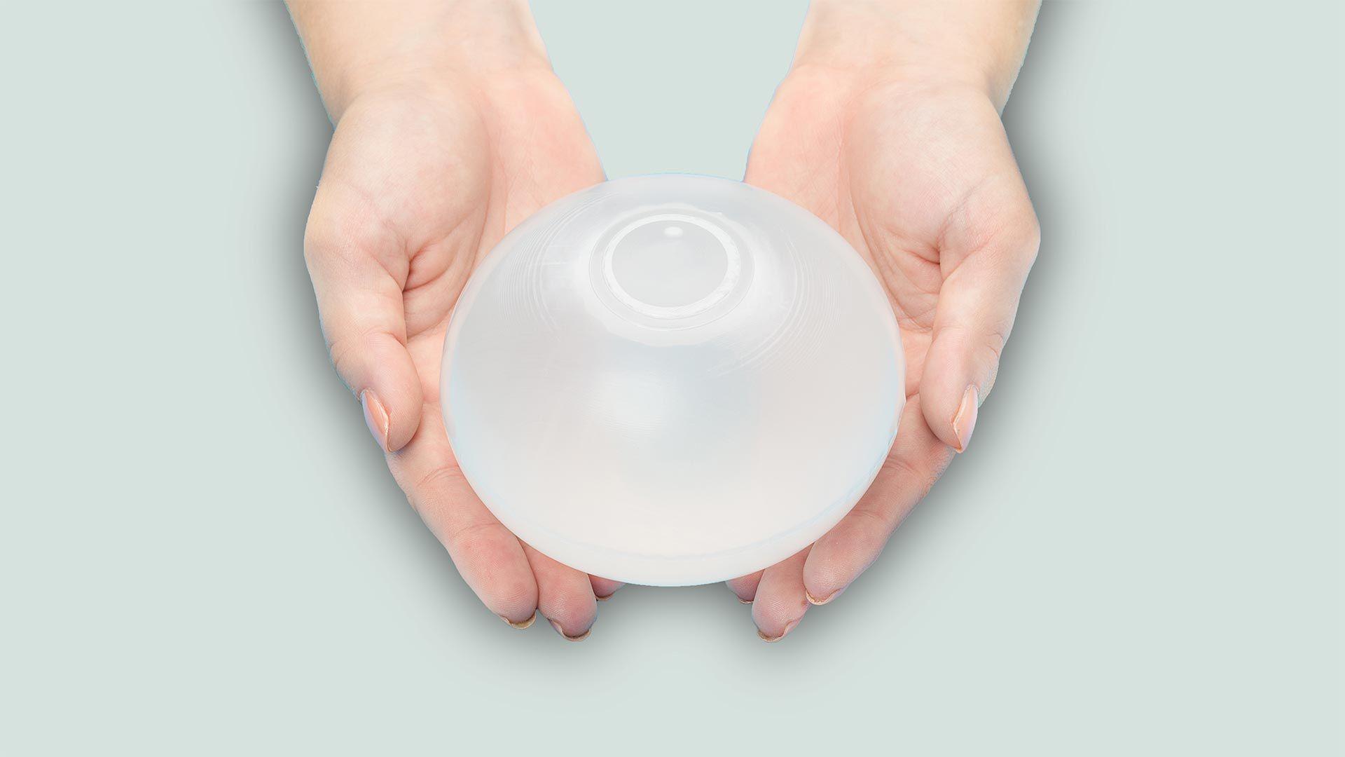 Elipse ballon clear beige
