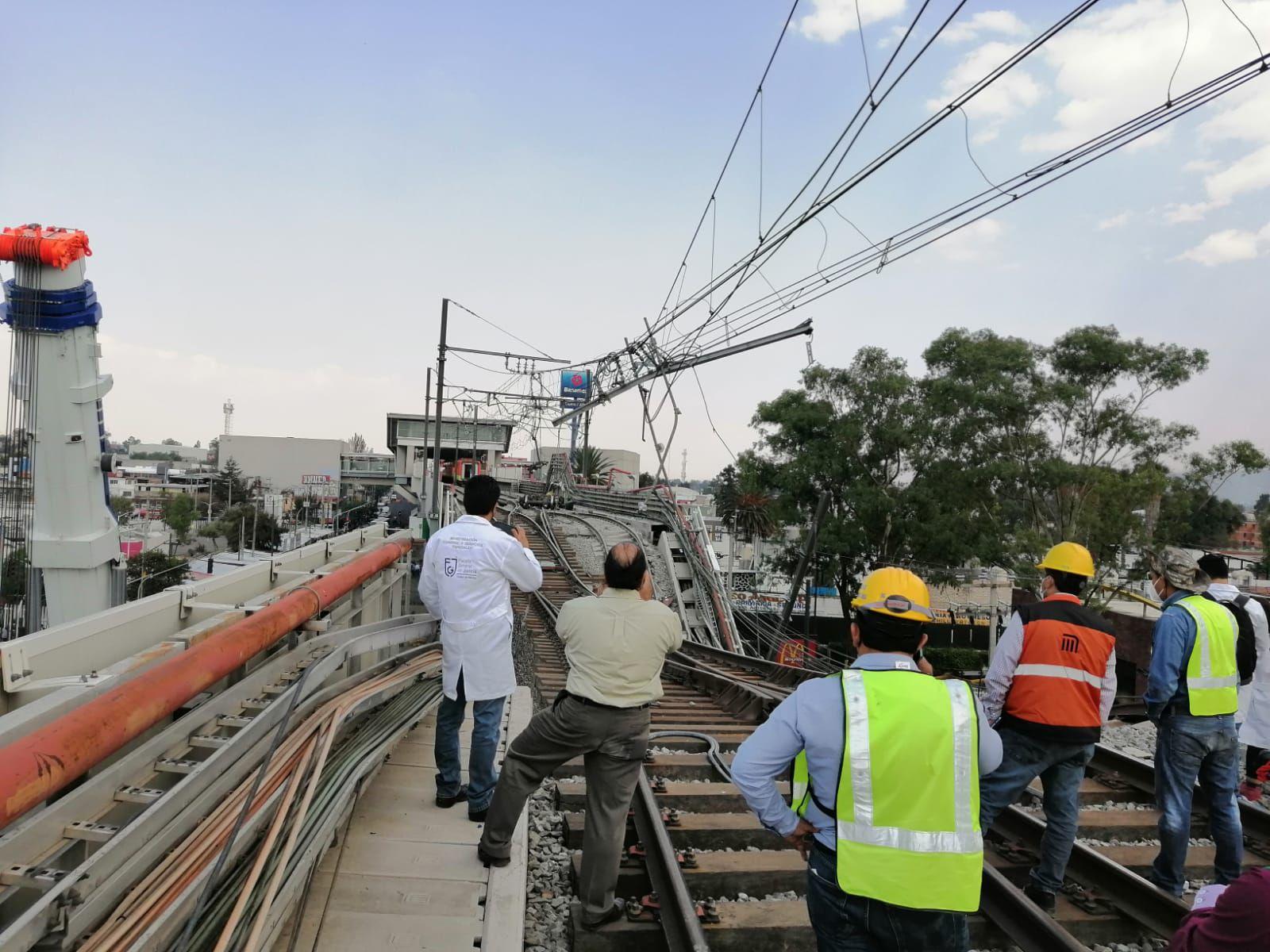 Sheinbaum: en cinco semanas se entregarán los primeros resultados de los peritajes al colapso en la Línea 12 del Metro