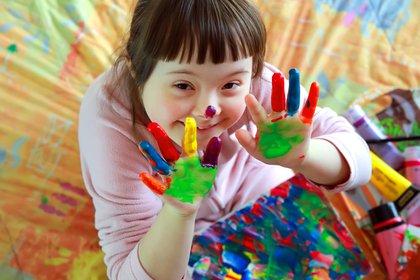 Desde el 2011, cada 21 de marzo se conmemora el Día Internacional del Síndrome de Down  (Shutterstock)