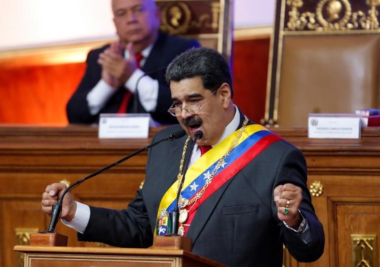 La dictadura de Nicolás Maduro busca la forma de hacerle frente a la deuda venezolana (REUTERS/Manaure Quintero)