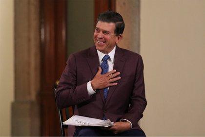 Ricardo Sheffield Padilla, titular de la Profeco (FOTO: MOISÉS PABLO/CUARTOSCURO)