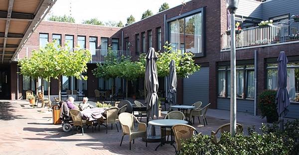 Las instalacionesreproducen las calles de un suburbio holandés común