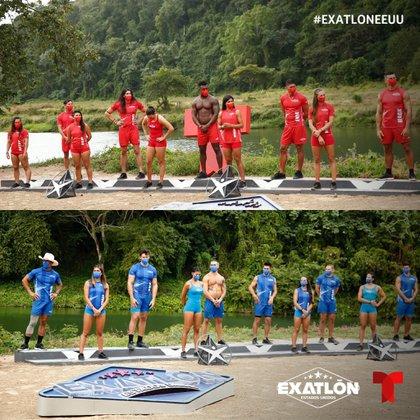 La quinta temporada de Exatlón Estados Unidos empezó el pasado 26 de enero (Foto:@ExatlonTVEEUU / Twitter)