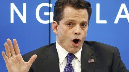 Anthony Scaramucci, director de Comunicaciones de la Casa Blanca (Reuters/Ruben Sprich)