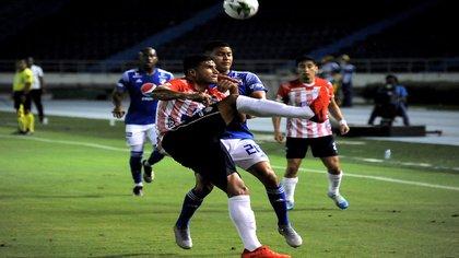 Junior tuvo un respiro y venció a Millonarios por la jornada nueve de la Liga BetPlay 2021 Crédito Colprensa