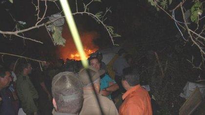 El vuelo de AeroCaribbean que volaba desde Santiago a La Habana y donde 68 víctimas resultaron muertas