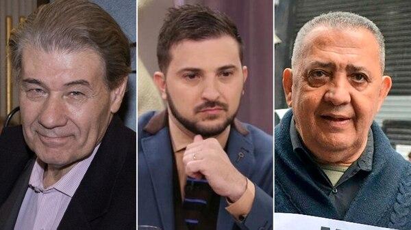 """Denunciaron a Víctor Hugo Morales, Diego Brancatelli y Luis D'Elía por anunciar un falso """"corralito"""""""