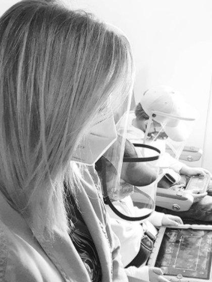 """La ex presentadora de """"Al Extremo"""" relató un episodio que vivió con sus hijos. (Foto: gabycrassus / Instagram)"""