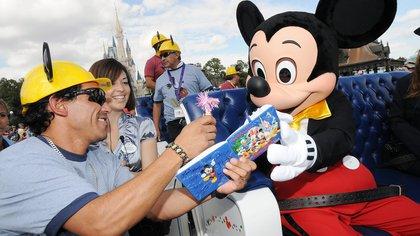 Disney World cambió los requisitos para el uso de mascarillas en sus parques