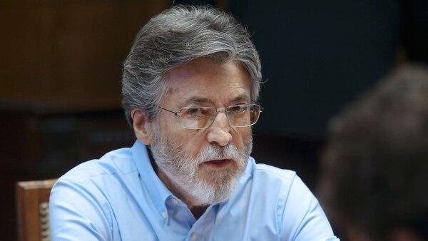 Alberto Abad, jefe de la AFIP (NA)