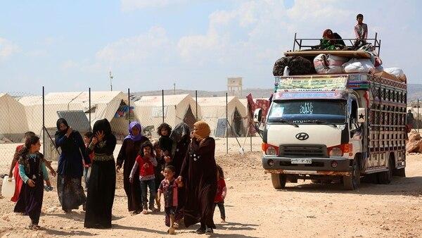 Recientemente Rusia y Turquía acordaron la creación de una zona desmilitarizada en Idlib (AFP)