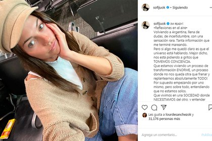 El mensaje de Jujuy sobre el coronavirus (Instagram)