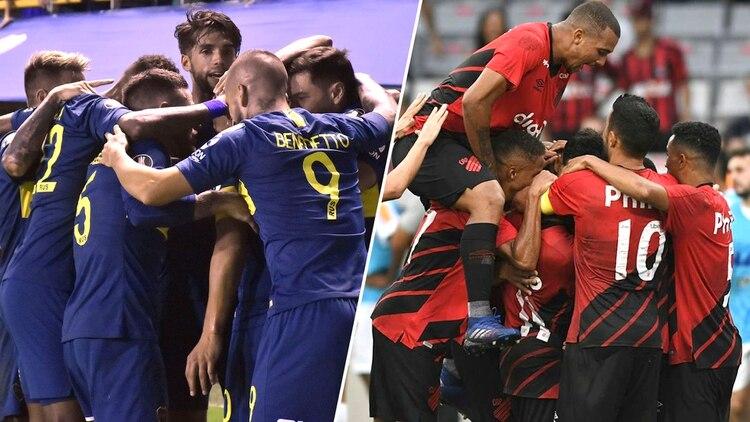 En La Bombonera, Boca recibe al Atlético Paranaense, por la última fecha del Grupo G de la Copa Libertadores