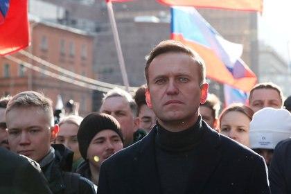 El líder opositor ruso, Alexei Navalny. Foto: REUTERS/Shamil Zhumatov