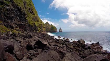 La isla de 'Ata, en el océano Pacífico, estuvo habitada hasta 1863, cuando un barco de traficantes de esclavos secuestró a la población nativa para venderla