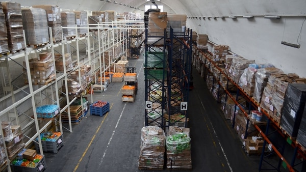 """Los bancos de alimentos buscan que se actualice la llamada """"Ley Donal"""""""