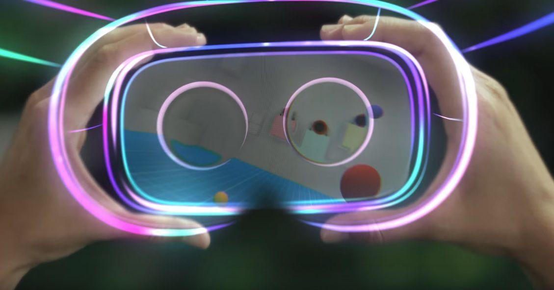 El casco integraría también funciones de realidad aumentada