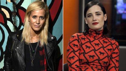 Se dio un inesperado cruce entre Julieta Prandi y Florencia Torrente