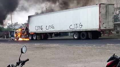 El CJNG le quitó territorio a Los Zetas en Veracruz, según reportes (Foto: Cuartoscuro)
