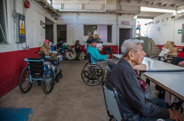 Asilo en Tijuana (Foto: Cuartoscuro)