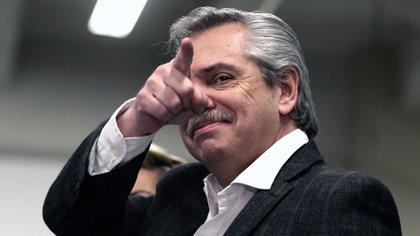 Alberto Fernández (Foto: AFP)