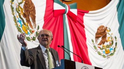 Mario Molina cuanta con la nacionalidad estadounidense desde hace más de 30 años (Foto: Cuartoscuro)