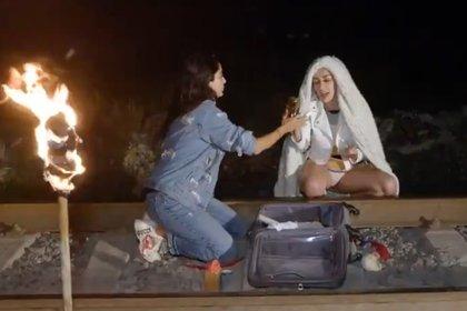 Mane y Karime brujería Jawy (captura de pantalla)