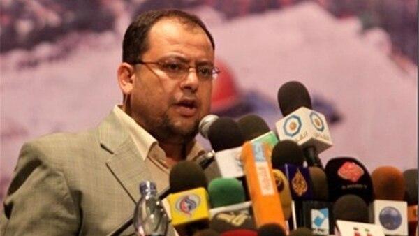 Davoud Shihab, portavoz de la Yihad Islámica