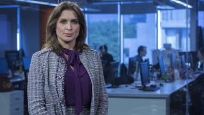 La representante del gobierno interino de Juan Guaidó en Reino Unido, Vanessa Neumann