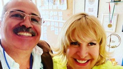 El encargado de la información climatológica, Enrique Albores dio positivo a COVID-19 (Foto: Instagram @capialbores)