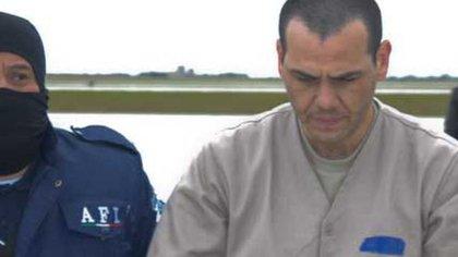 El Vicentillo a casi una década de su extradición a Estados Unidos. (Foto: Especial)