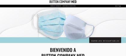 La compañía reconvirtió parte de su negocio y fabrica insumos médicos, como barbijos