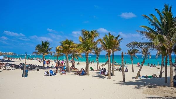 Las playas mexicanas, otras escogidas por los argentinos(Foto: iStock)