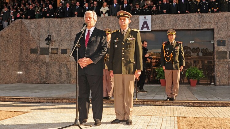 (Presidencia Uruguay)