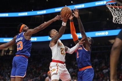 La NBA se ha detenido y aún no se completó la etapa regular (USA TODAY Sports)