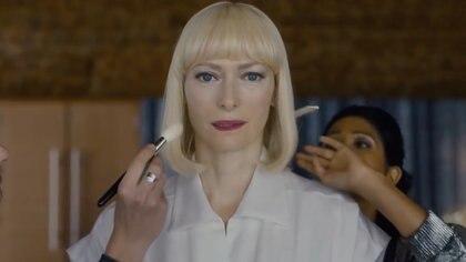 """Tilda Swinton en """"Okja"""" (2017)"""