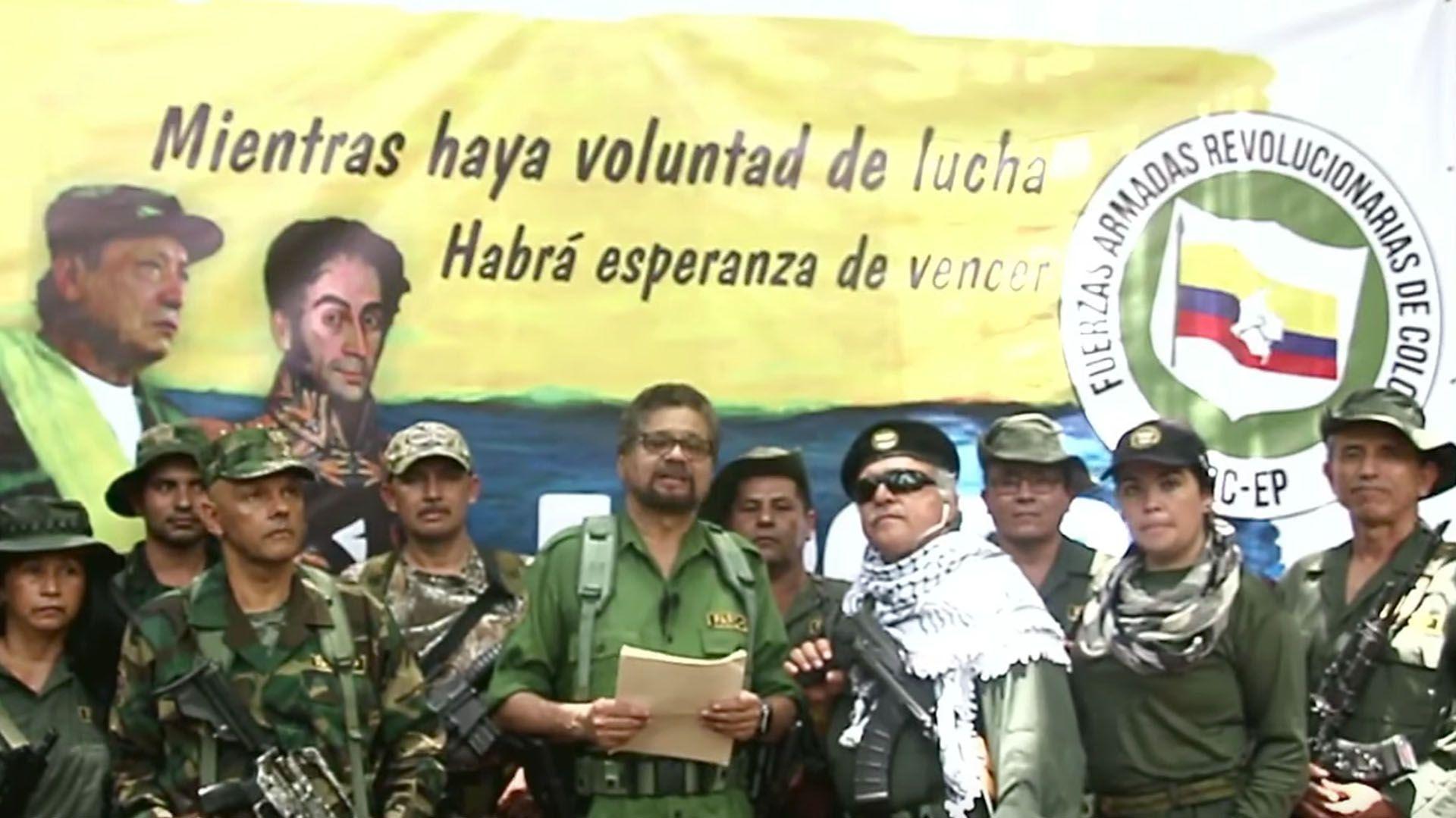 """El anuncio de este jueves """"Iván Márquez"""""""