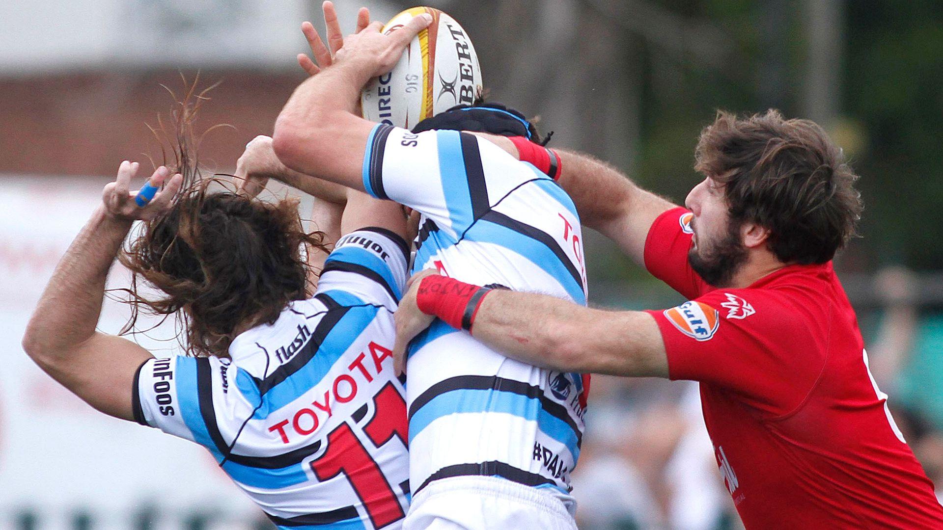 El rugby es un deporte que combina valores como el respeto, la integridad, la pasión, la solidaridad y la disciplina (Foto Baires)
