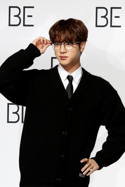 Jin, el integrante más grande BTS tendrá que comenzar su servicio militar en 2022 (Foto: REUTERS)