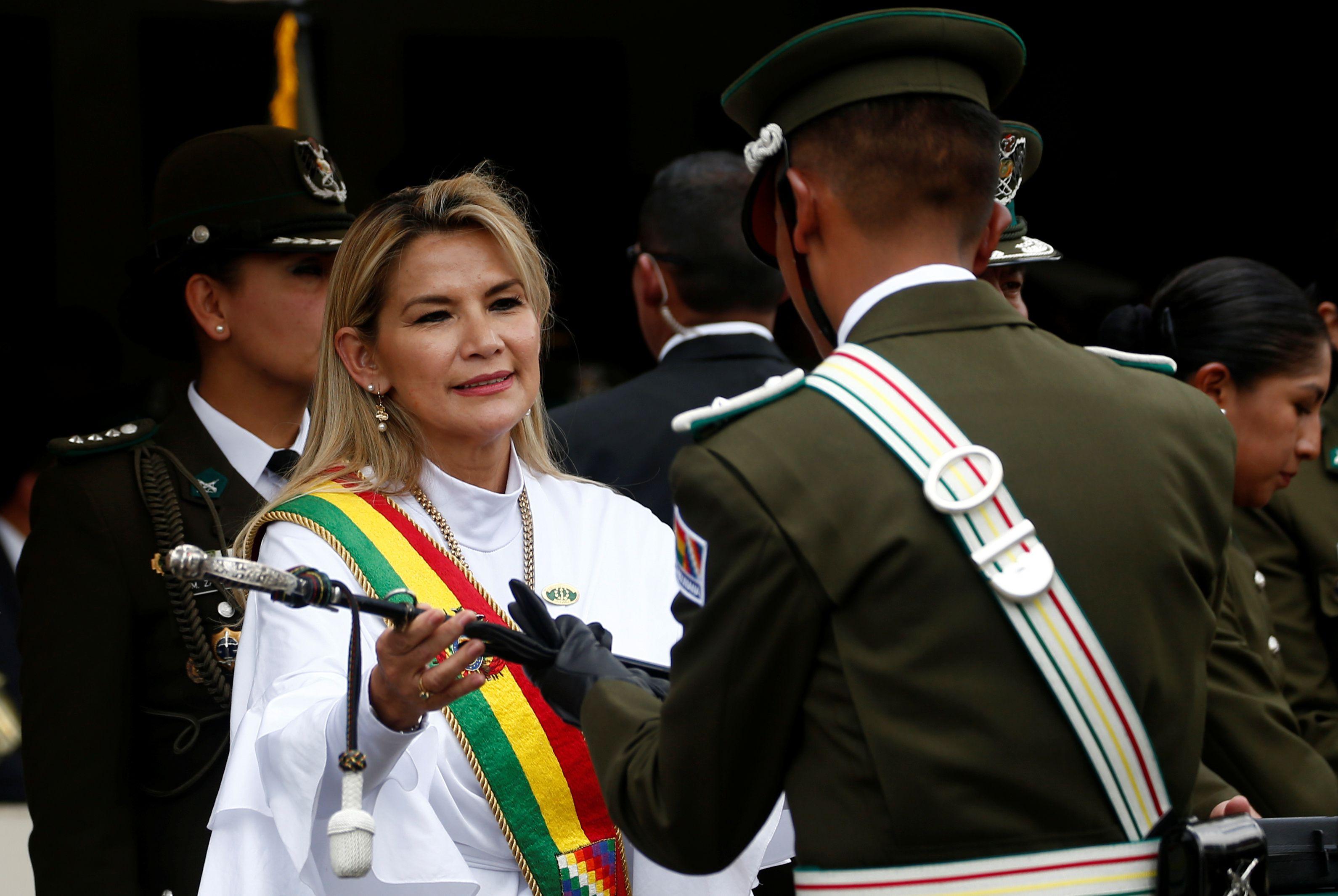 Evo Morales acusó al gobierno interino de Jeanine Áñez de estar destruyendo todo lo realizado durante su gestión (REUTERS/David Mercado)