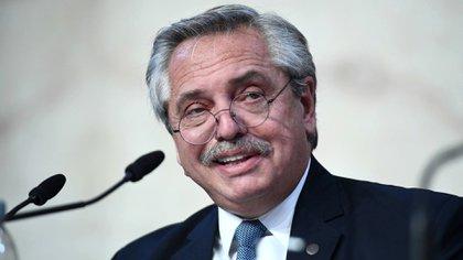 Alberto Fernández firmó el decreto que promulga la ley de sostenibilidad de la deuda (Comunicación Senado)