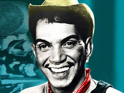 """Mario Moreno, """"Cantinflas"""", el más grande cómico de América"""